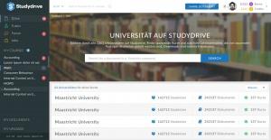 Studydrive_Uni-Uebersichtsseite-results